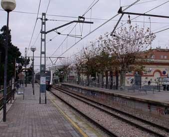 Estación-de-Burjassot
