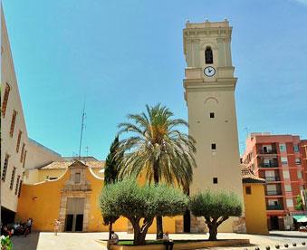Església-de-la-Mare-de-Déu-de-l'Olivar-en-mudanzas-Alaquas