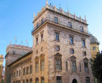 Palacio-de-la-Generalidad-Valenciana de mudanzas valencia