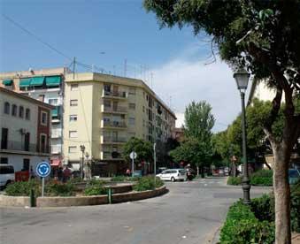 Calle-de-Marcelino-Olaechea-Barrio-jesus-valencia