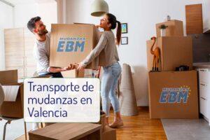 Transporte-de-mudanzas en Valencia-
